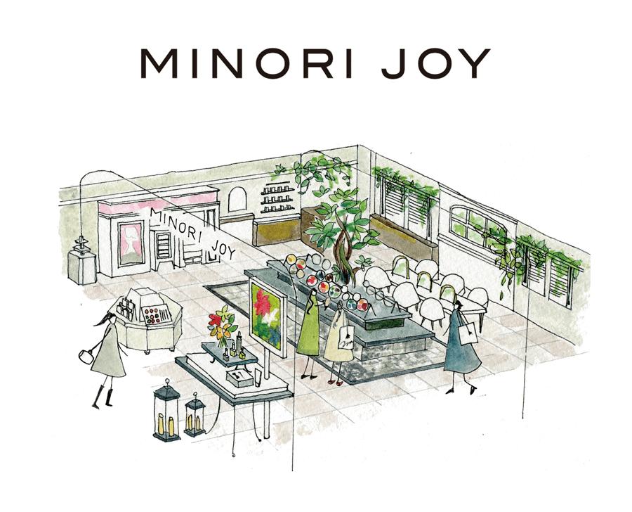 MINORI JOY(ミノリジョイ)
